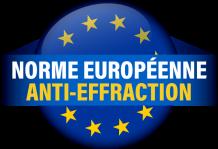 Norme européenne de résistance à l'effraction EN14450 classe S1