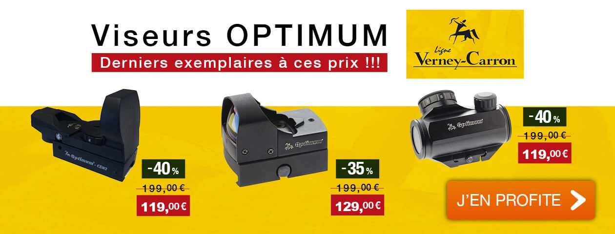 Viseurs Optimum Verney-Carron