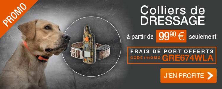 OFFERT Frais de port / Colliers de dressage