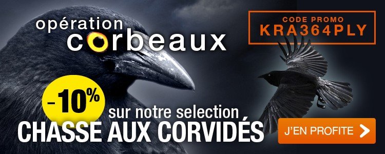 -10% Opération CORBEAUX
