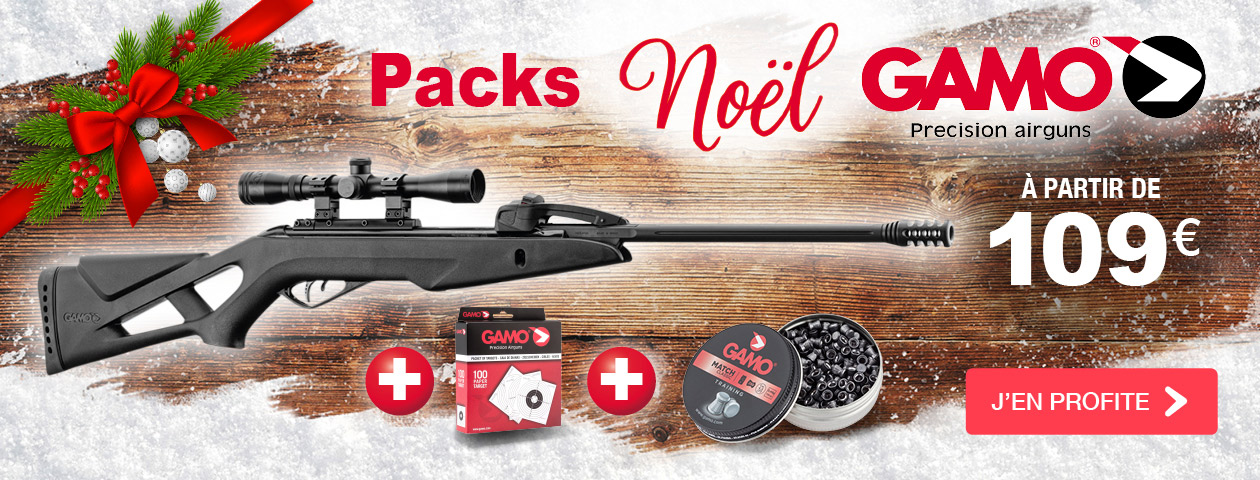 NOËL Packs Gamo