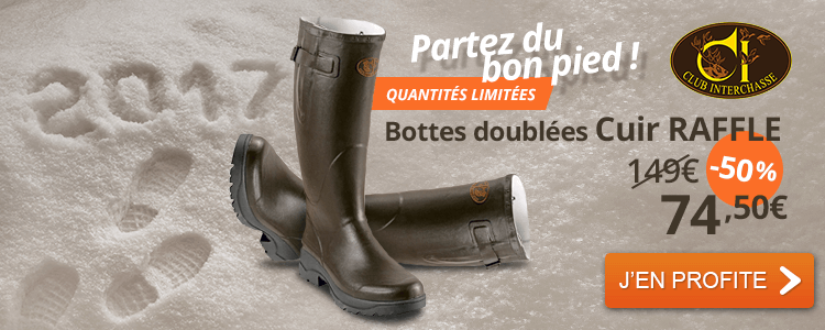 Promos Bottes & Chaussures