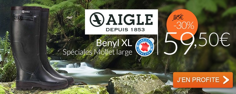 -30% AIGLE Benyl XL