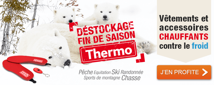 Déstockage THERMO articles chauffants