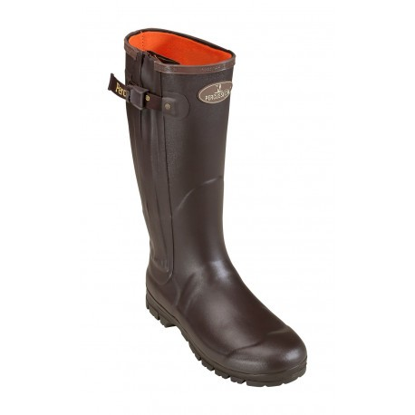 Bottes de chasse Percussion Full Zip Rambouillet
