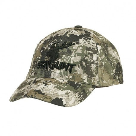 Casquette de chasse Stagunt Camoo Green Pixel