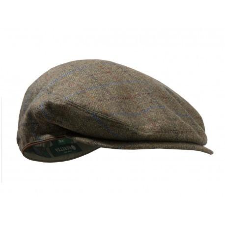 Casquette de chasse Beretta St James - Tweed Vert