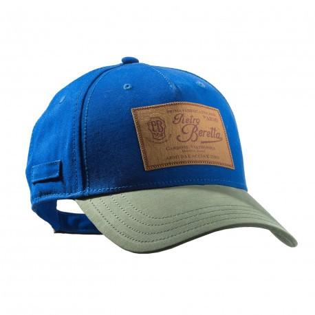 Casquette de chasse Beretta P. Beretta Logo Hat - Bleu