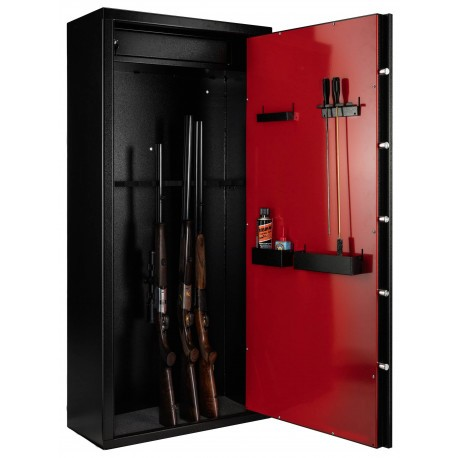 Armoire Forte Rietti First 12 Armes Coffres Forts Pour Armes Longues Made In Chasse