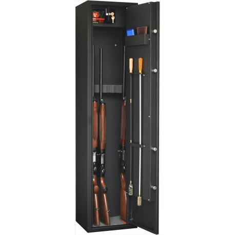 Armoire forte Fortify Delta 6 armes + coffre