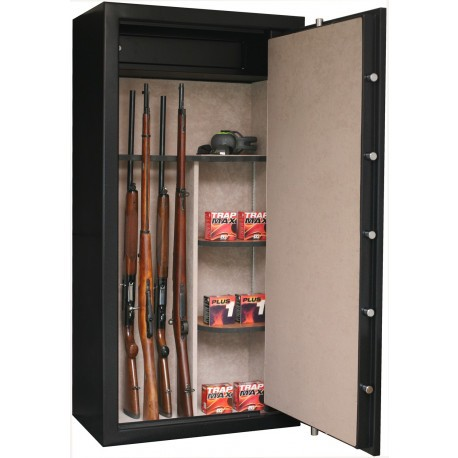 Armoire Forte Infac Executive Ed23 Modulable 16 23 Armes Coffres Forts Pour Armes Longues Made In Chasse