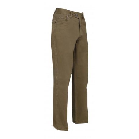 Pantalon Ligne Verney-Carron Week-end Camel
