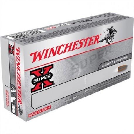 Cartouche Winchester / cal. 7x64 - Super-X PP 10,6 g