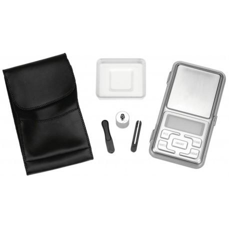 Microbalance électronique de rechargement