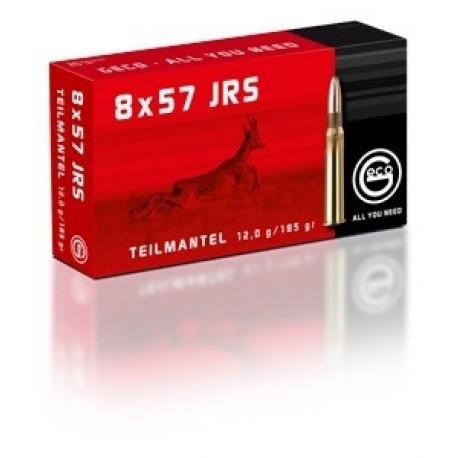 Cartouche Geco / cal. 8x57 JRS - T-Mantel 12,0 g