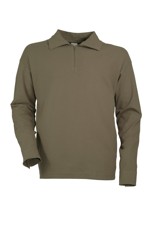 Percussion à Manches Longues Polo Shirt 100/% coton