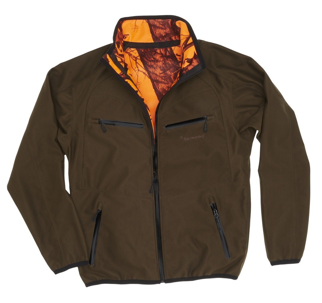Veste Canyon Hell's Reversible chasse Pro Orange de Browning QCxWBdoer