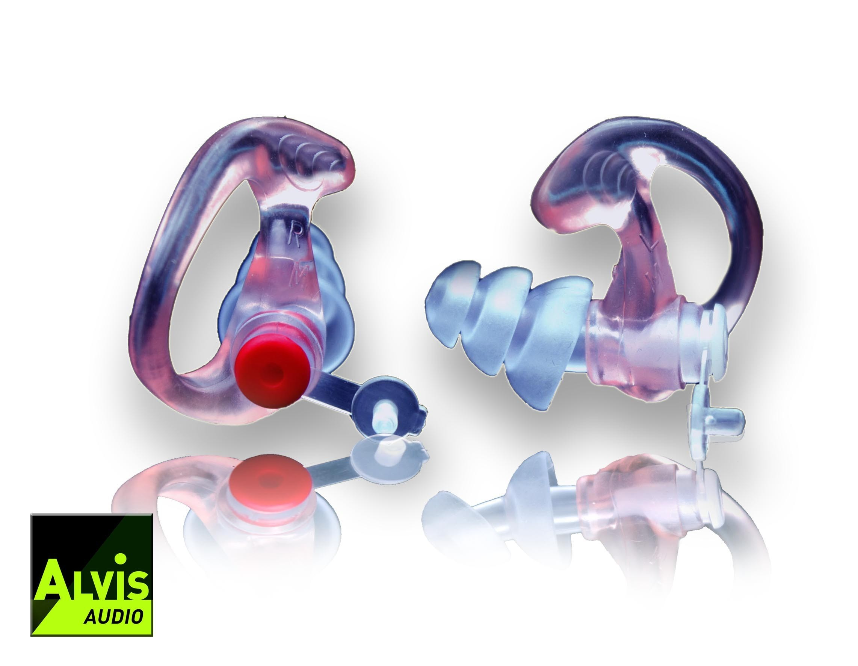 Alvis Mk2 Paire de Protections auditives
