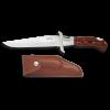 Dague de chasse pliante Albainox Mikarta - lame 16 cm