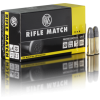 Cartouches 22 LR RWS Rifle Match