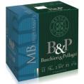 Cartouche B & P MB Dispersante / Cal. 12 - 33 g