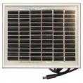 Panneau solaire 12 V pour agrainoir automatique 12 V