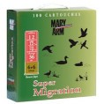 Pack 100 cart. Mary Arm Super Migration 36 / Cal. 12 - 36 g