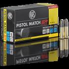Cartouches 22LR RWS Pistol Match SR