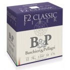 Cartouche B & P F2 Classic Fiber / Cal. 12 - 33 g