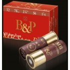 Cartouche B & P MB Star Rossa / Cal. 12 - 36 g