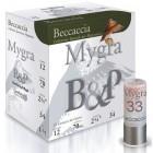 Cartouche B & P Mygra Beccaccia 12 / Cal. 12 - 34 g