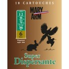 Cartouche Mary Arm ARX super-dispersante / Cal. 12 - 36 g