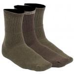 Pack 3 paires de chaussettes de chasse Somlys 071