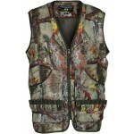 Gilet de chasse Percussion Palombe GhostCamo Forest - L