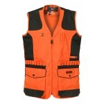 Gilet de chasse Percussion Stronger Orange