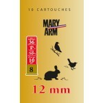 Cartouche Mary Arm 12 mm / Cal. 12 mm - 10 g