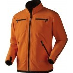 Veste softshell réversible Härkila Kamko Kaki-Orange