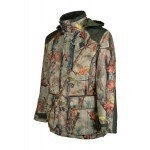 Veste de chasse Percussion Brocard GhostCamo Forest
