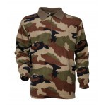 Chemise chasse Percussion F1 polaire Camo
