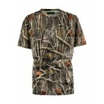 Tee-shirt de chasse Percussion GhostCamo Wet