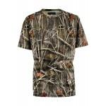 Tee-shirt de chasse Percussion GhostCamo Wet