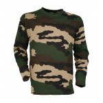 Tee-shirt de chasse Percussion ML Camo