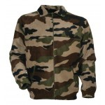 Blouson polaire Percussion Camo