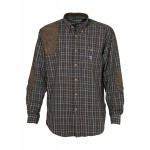 Chemise chasse Percussion Sologne - Taille XL