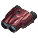 Jumelles avec zoom Nikon Aculon T11 8-24x25 Rouge