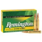 Cartouche Remington / cal. 300 Win. Mag. - Core Lokt 11,7 g