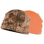 Bonnet polaire réversible Somlys 2466 Camo 3DX / Orange