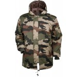 Parka Enfant Percussion Dubon Camo