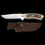 Couteau de chasse droit Albainox Cerf - lame 11 cm