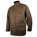 Veste de chasse chaude façon cuir vieilli Somlys 466 - Taille 5 / XL